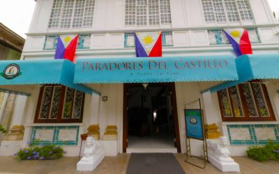 Paradores del Castillo Hotel, Taal, Batangas: A home's rebirth as a boutique hotel